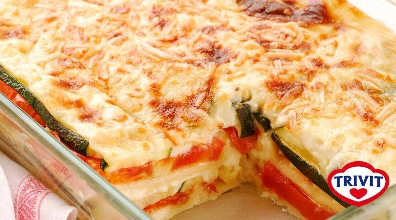Recept za ukusne lazanje sa povrćem